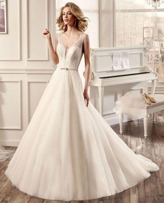 Итальянские свадебные платья. Коллекция Nicole 2016   Milan Style Guide