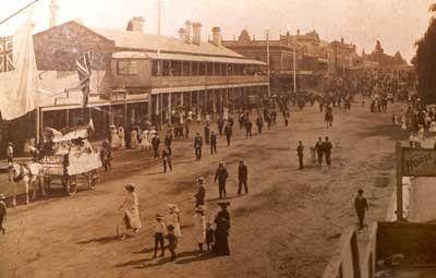 View of Summer Street, c1901