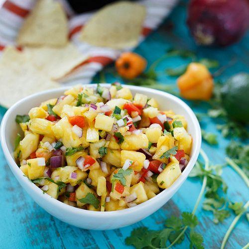 Habanero Salsa Recipes — Dishmaps