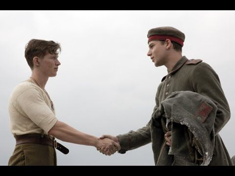 This touching commercial by UK supermarket chain Sainsbury's dramatizes the Christmas truce, an unofficial ceasefire that occurred at Christmastime in 1914 during World War I. The truce was instiga...