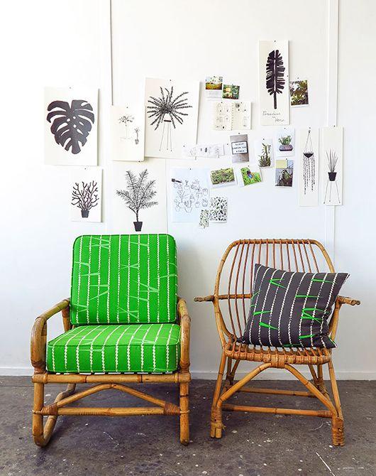 planten en tekeningen