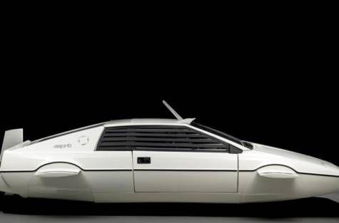 007 'submarine car' sells for $865,000 | GulfNews.com