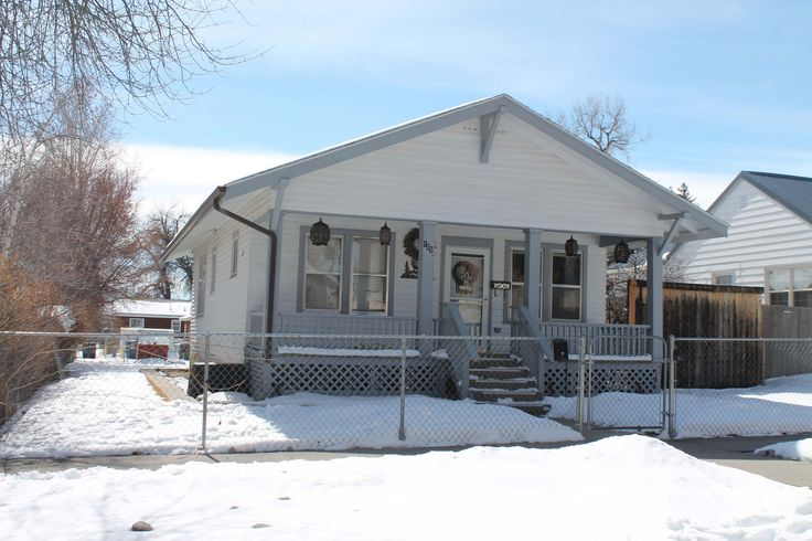This home at 105 W Park has 3 bedrooms, 1.75 baths, and an open main level living area. Enjoy a fenced yard with automatic sprinkler and the charming front porch. There's a new roof too! Call Wind River Realty at 307-856-3999 to learn more and to schedule your private showing!