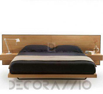 #wooden #wood #woodwork #furniture #furnishings #eco #design #interior #interiordesign #decoration #decor кровать Riva 1920 Rialto, Rialto-Bed1