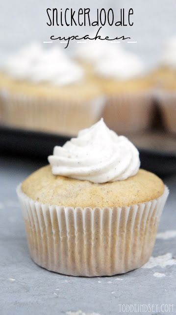 Todd & Lindsey: Snickerdoodle Cupcakes Teil 2