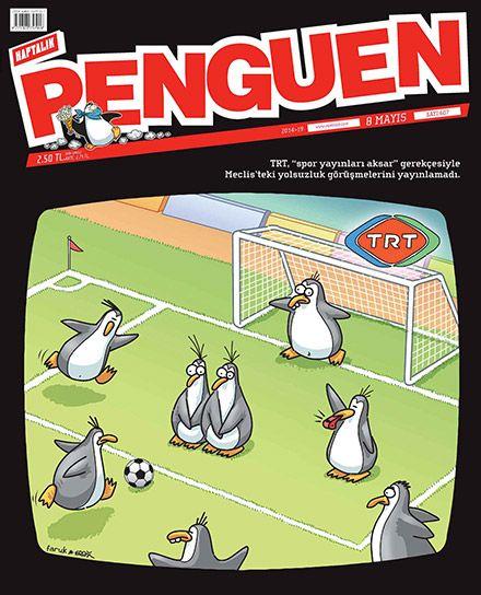 Penguen Dergisi - 8 Mayıs 2014 - Sayı: 607