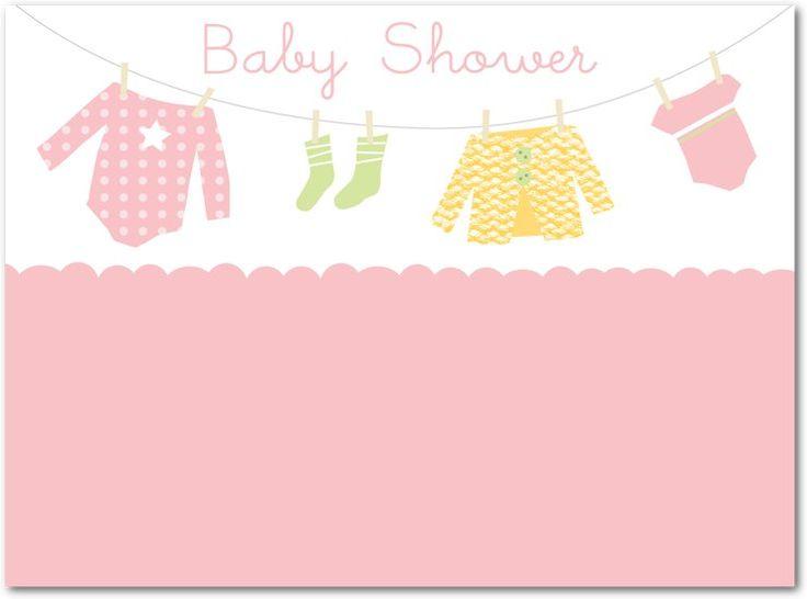 baby+shower | ... Para los más chiquitos!: Diseños de invitaciones para Baby Shower