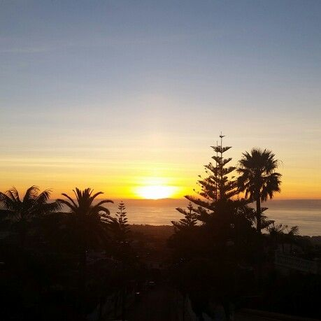 #SUNSET #TENERIFE #happytenerife #canaryislands #dreamcometrue | Real Inmobiliarias Tenerife 2015 | Pinterest | Tenerife, Sunset and Real Estate