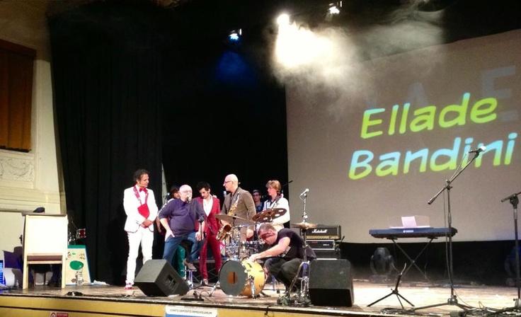 Con il grande Ellade Bandini