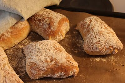 Mumsfillibaba!!!: Ett fantastiskt bröd