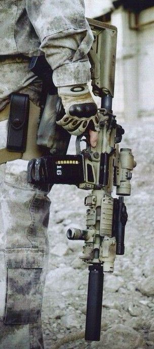 Urban Warfare SBR AR15