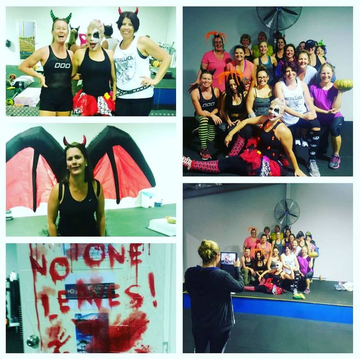 Happy Halloween to our #PowerMusic family! 🎃 Love this repost from PowerMusic user, Margie! Ultimate Halloween #SquadGhouls 👻