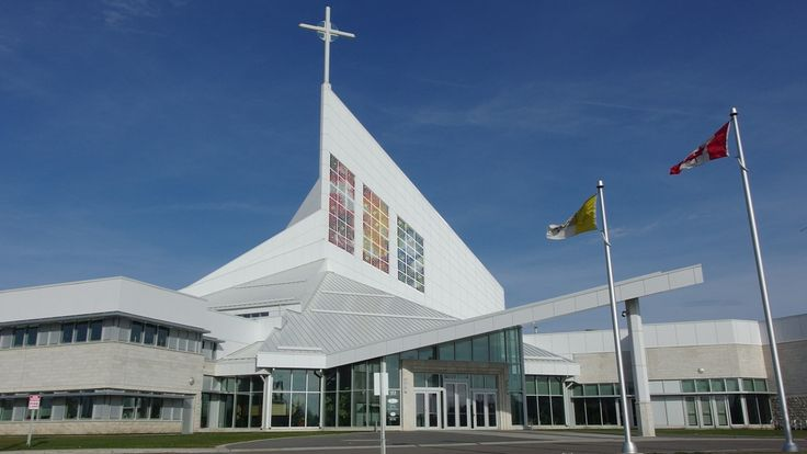 Holy Family Cathedral in Saskatoon