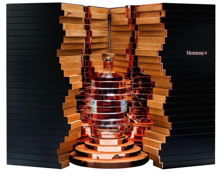 #Hennessy8 a prestigious #Cognac assembly by #Hennessy