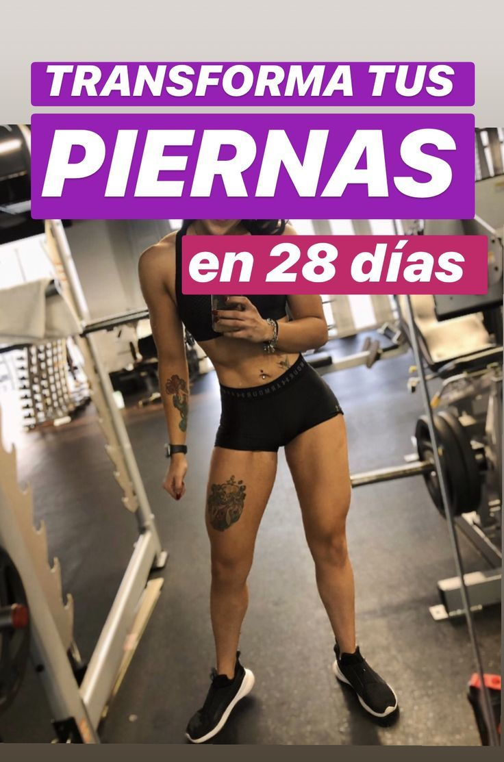 Tonifica y fortalece tus piernas con ejercicios PODEROSOS! Rutina de 20 minutos en casa Fitness Goals, Fitness Tips, Fitness Motivation, Health Fitness, Fitness Inspiration, Fitness Design, Yoga, Gym Rat, Gym Time