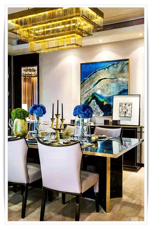 Home Decor Tips That Anyone Can Try In 2018 Contemporary Dining