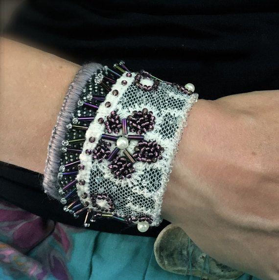 Cuff Bracelets by MagicArtFactory on Etsy