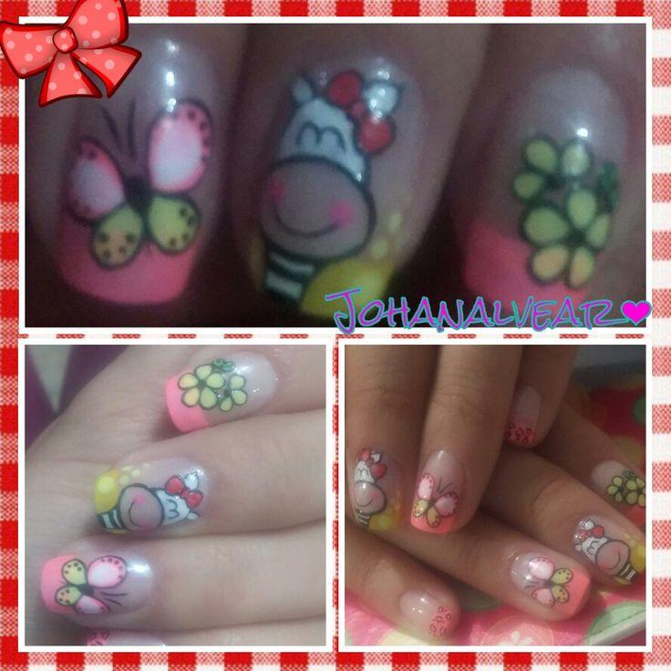 Mis lindas uñas