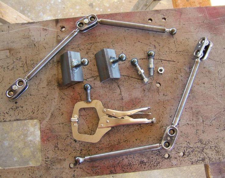 welding clamps