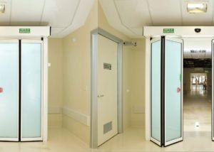 uși armonice automate