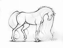 riding horses water cartoon drawings - Yahoo Image Search Results