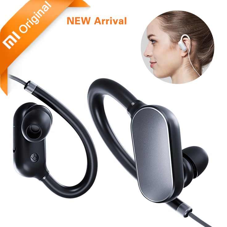 Original Xiaomi Bluetooth Earphone Wireless Sports Headphones Waterproof Sweatproof with Mic Noise Cancelling for Running Gym //Price: $29.09//     #electonics