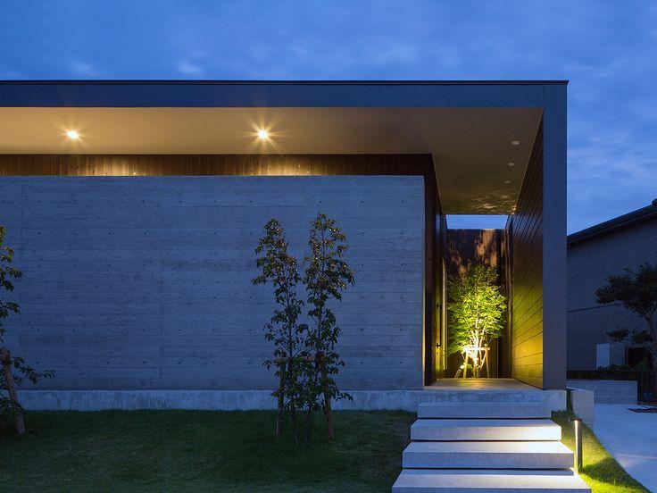 伊集院の家 | 松山建築設計室 | 医院・クリニック・病院の設計、産科婦人科の設計、住宅の設計