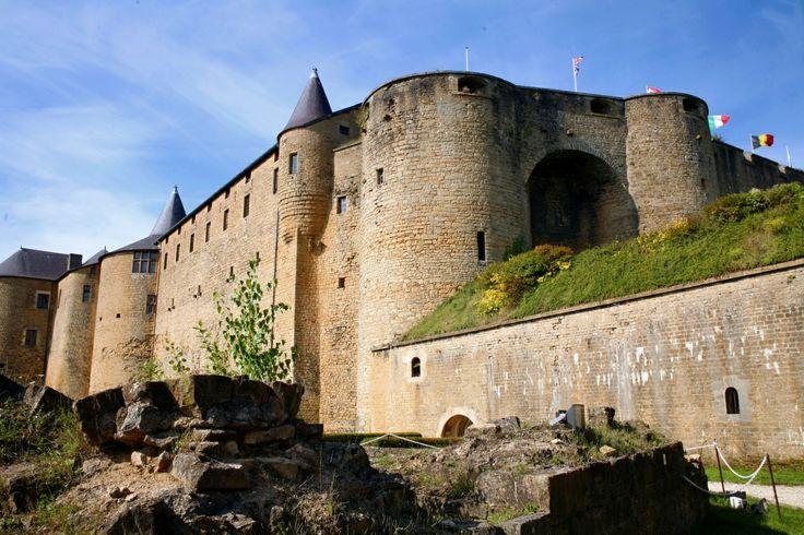 Castles Fort de Sedan, France