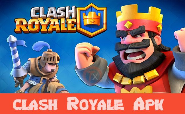 Even though Clash Royale is free to download and play, you can download the Clash Royale APK only for iOS phones while for Android phones the game is