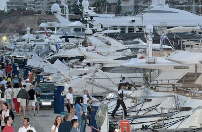 Ενεργή συμμετοχή στο 15ο Ναυτικό Σαλόνι Πειραιά « East Med Yacht Show» στη Μαρίνα Ζέας Η Περιφέρεια Αττικής συμμετείχε και φέτος στο 15ο Ναυτικό Σαλόνι Πειραιά «East Med Yacht Show», που διοργανώθηκε υπό την αιγίδα της, στη Μαρίνα Ζέας στο διάστημα από τις 13 έως τις 17 Μαΐου 2016.Φέτος, η εκδήλωση φιλοξενήθηκε για πρώτη φορά …
