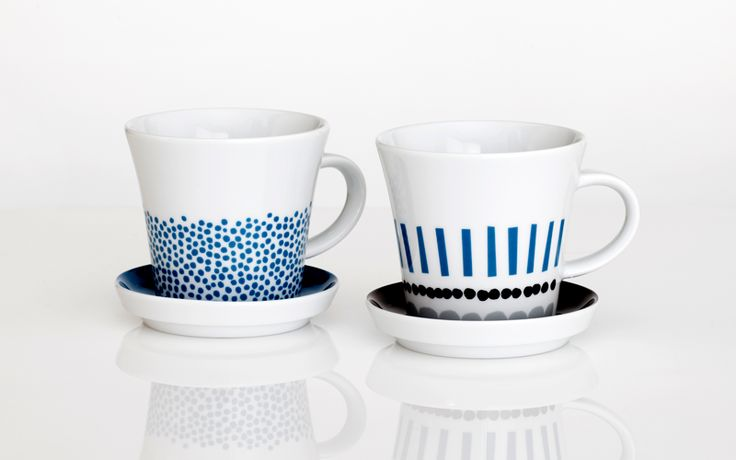 by Darling Clementine. Coffe Cups.