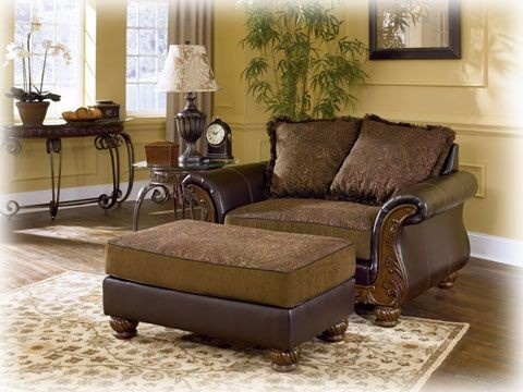 Wilmington Walnut Living Room Set For The Home