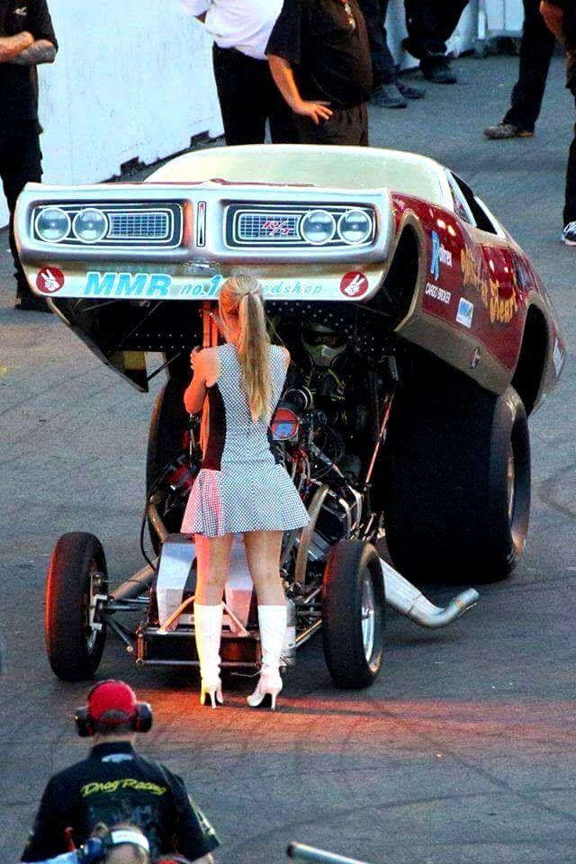 Best Track Girls Images On Pinterest Drag Racing Car Girls