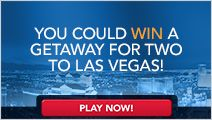 You could win a getaway for two to Las vegas! Mastercard.Play Now!