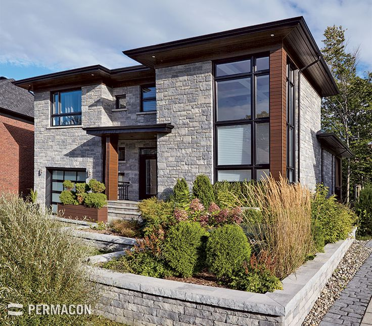 35 best Modern house exteriors images on Pinterest Modern homes