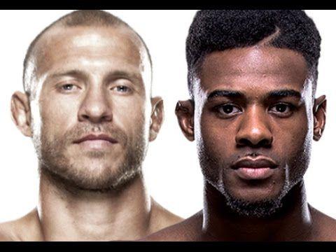MMA Aljamain Sterling's altercation with Cowboy Cerrone