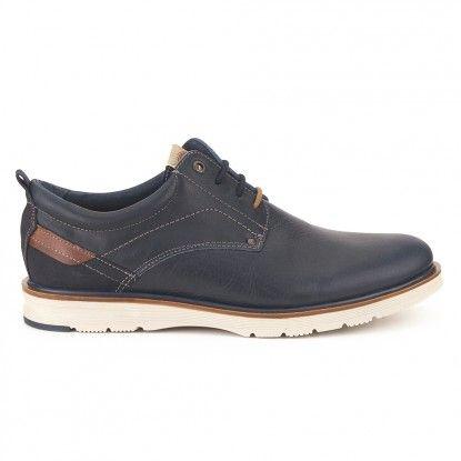 Descubra el zapato casual de cuero fosco y nuestra colección completa de zapatos casuales en …   – Calzado de hombre