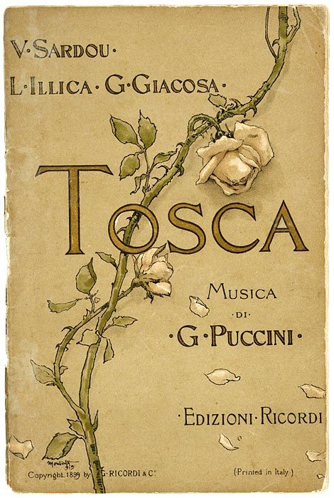 Happy birthday to Giacomo Puccini, born on this day in 1858!