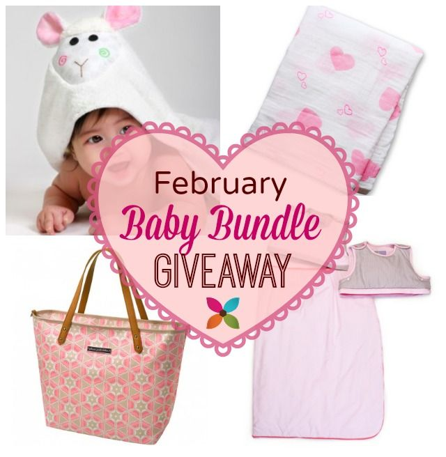 The February Baby Bundle is here! This popular monthly feature on Savvy Sassy Moms features the latest and greatest in baby gear for expecting parents. February's Baby Gear Giveaway includes a Petunia Pickle Bottom diaper bag!