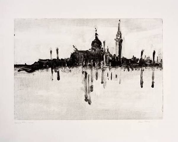 Venice No. 85  John Virtue
