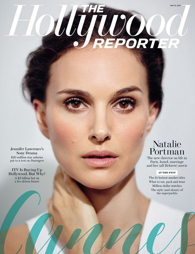 Natalie Portman, The Hollywood Reporter