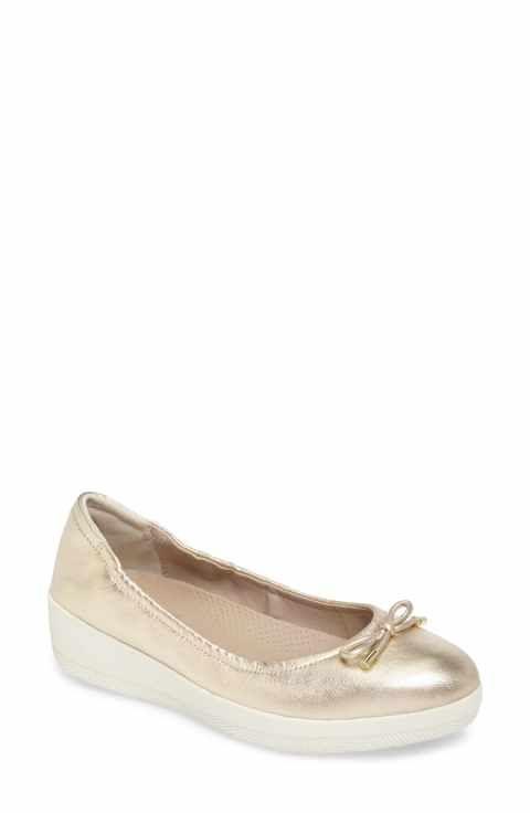 00dc01593fd FitFlop Superbendy Ballerina Flat (Women)