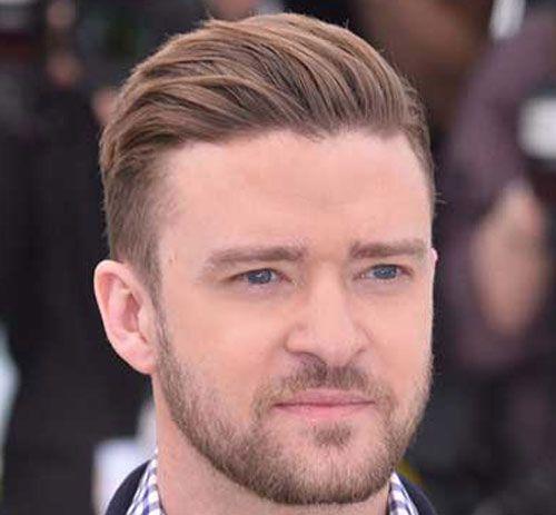 Fade Haircut - Comb Over Fade