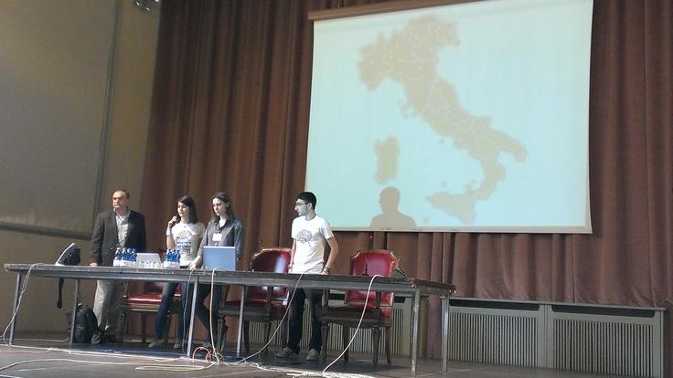 Pronti, attenti, via! Pavia #italy4science