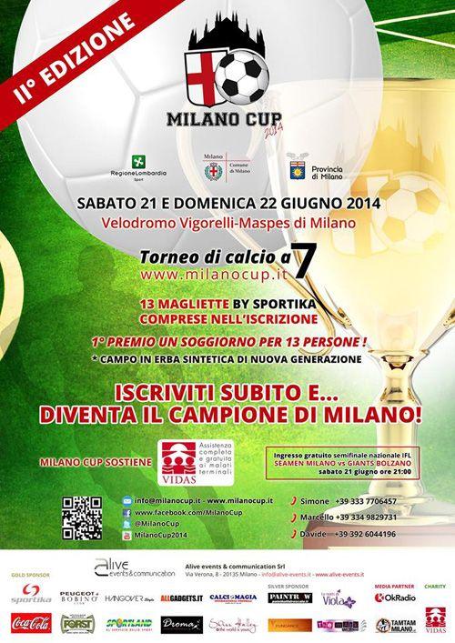 Milano Cup per Vidas il 21-22 giugno al Velodromo Vigorelli