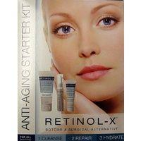 Retinol X Anti Aging Starter Kit