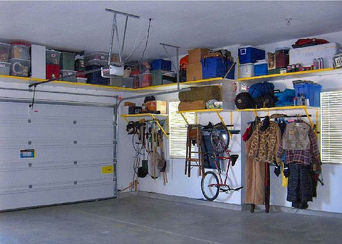 121 Best Garage Shelving Images On Pinterest Garage