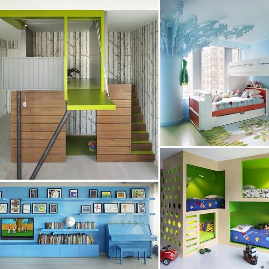 Five Active Kids, Five Bedrooms, Almost 5,000 Square Feet, And Unlimited  Creativity (