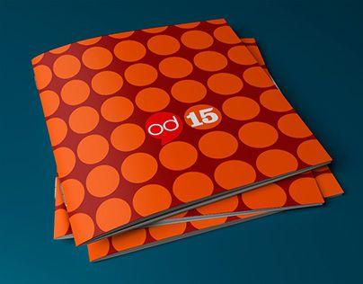 "Check out new work on my @Behance portfolio: ""Revista OD15"" http://be.net/gallery/51735415/Revista-OD15"