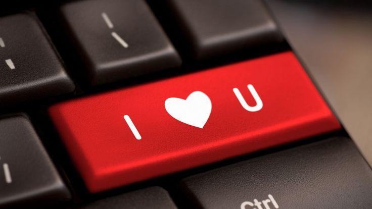 Find out: Love Heart Keyboard wallpaper on  http://hdpicorner.com/love-heart-keyboard/